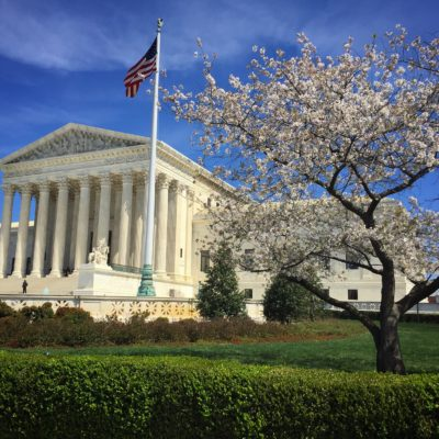 Supreme Court Overturns Federal Law Prohibiting Sports Betting